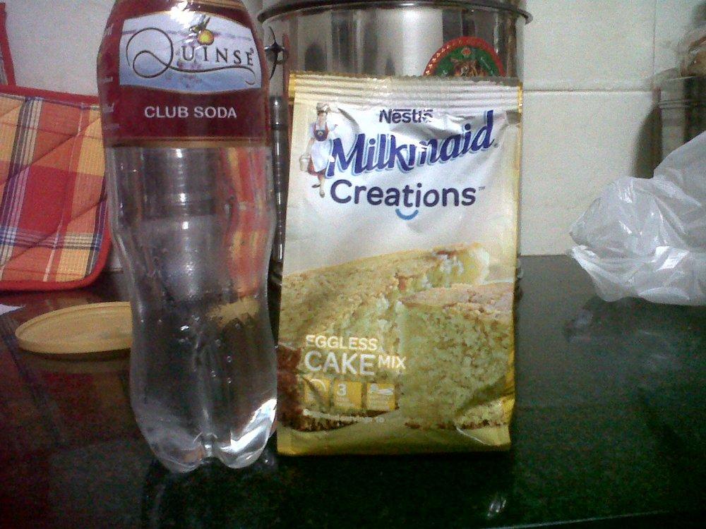 Milkmaid Creations- Eggless Cake mix (3/6)