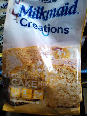 Milkmaid Creations- Eggless Cake mix (1/6)