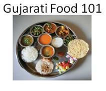 Gujarati Thali at home (1/2)