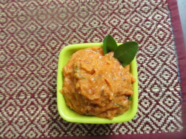 Tomato Onion chutney with Lentils – Blog Hop Wednesday Week 21 ...