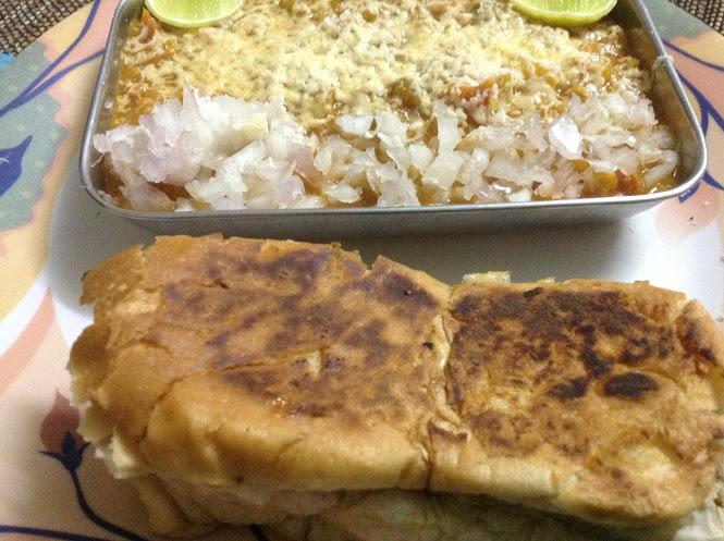 Bhaji Cake Recipe