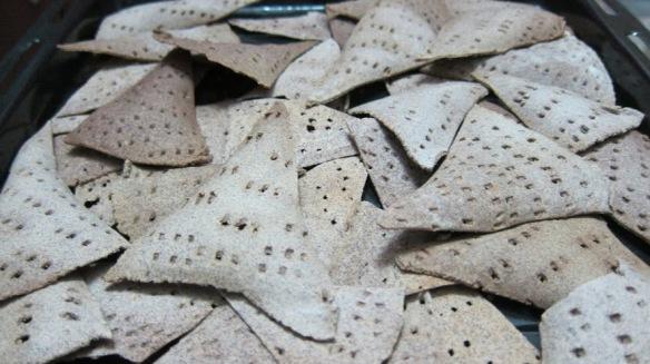 ragi nachos
