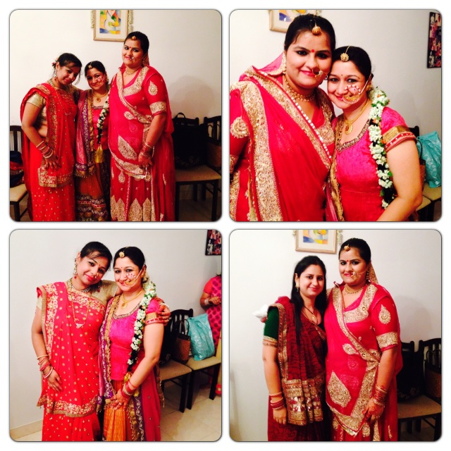 Celebrated Karwachauth