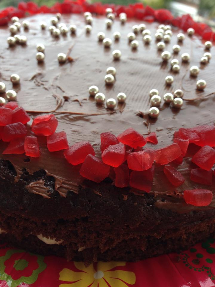 coca cola cake 2