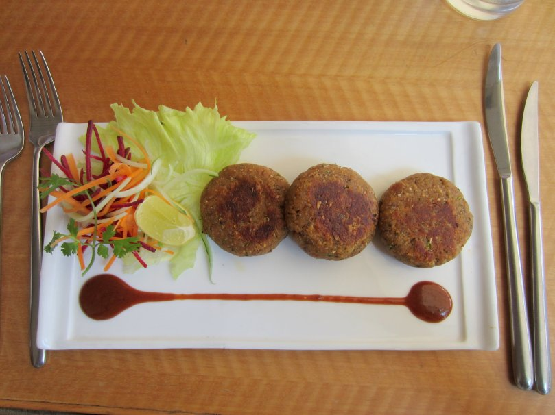 Photo Credit: Hyatt Bangalore Nadru Kabab