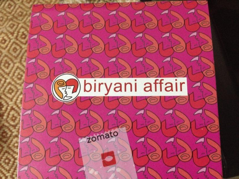 Biryani Affair- Mumbai
