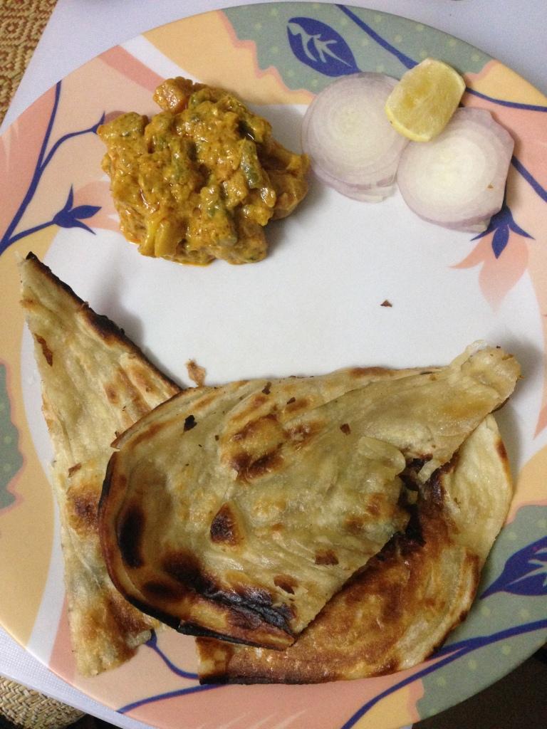 Biryani affair- veg jalfrazi medlly